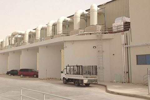 ATS Warehouse