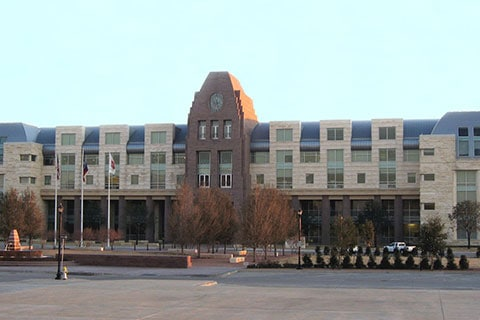 Frisco City Hall (TX, USA)