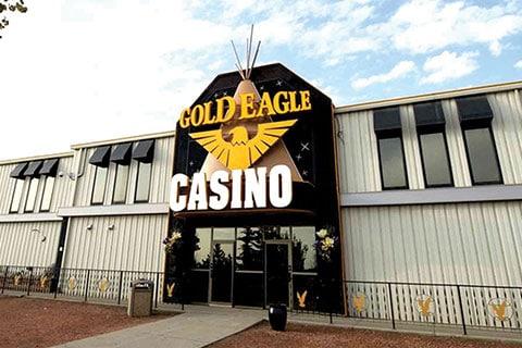 Gold Eagle Casino (Canada)
