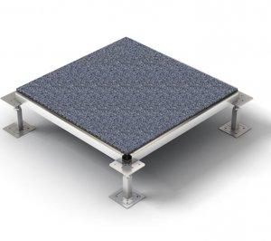 Raised Carpet Tile
