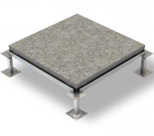 Raised Classic Concrete Tile