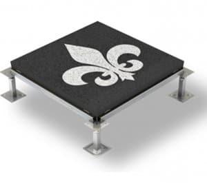 Raised Custom Designs Tile